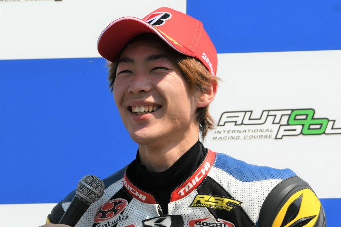 GOSHI Racing田尻