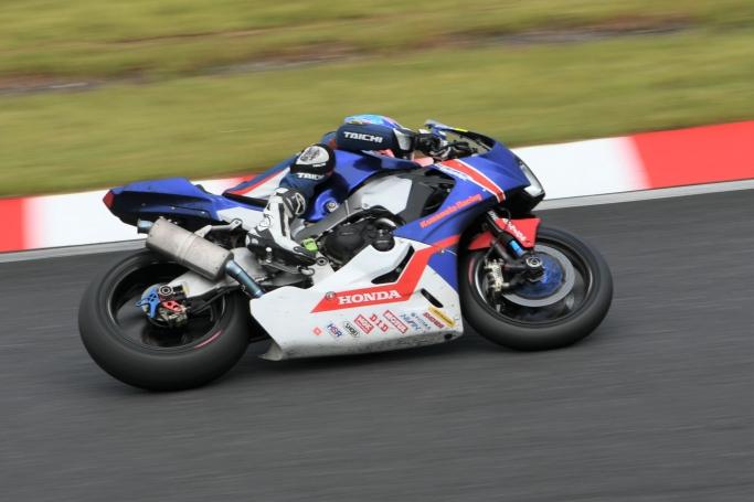 熊本レーシングEWC(Goshi Racing田尻)
