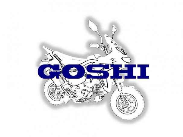 HONDAの人気バイクを掛け合わせたGOSHIオリジナルバイクを展示予定!実走可能です、ぜひご覧下さい!