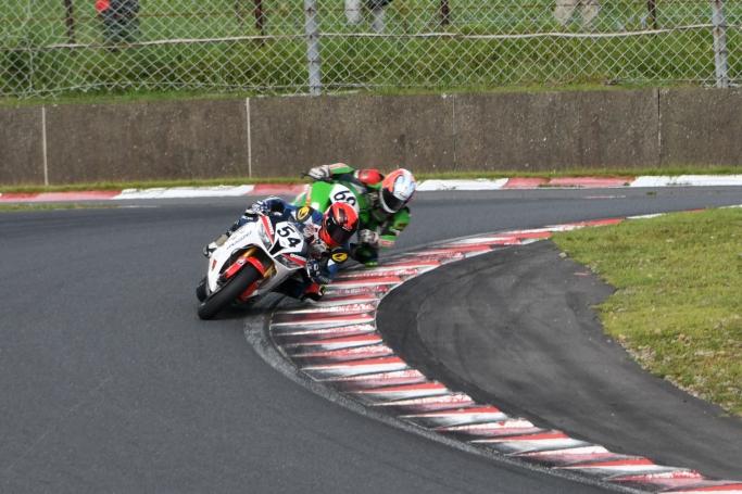 Goshi Racing #54黒木