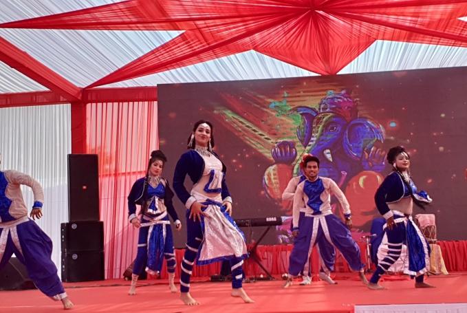 インドはやっぱりダンス