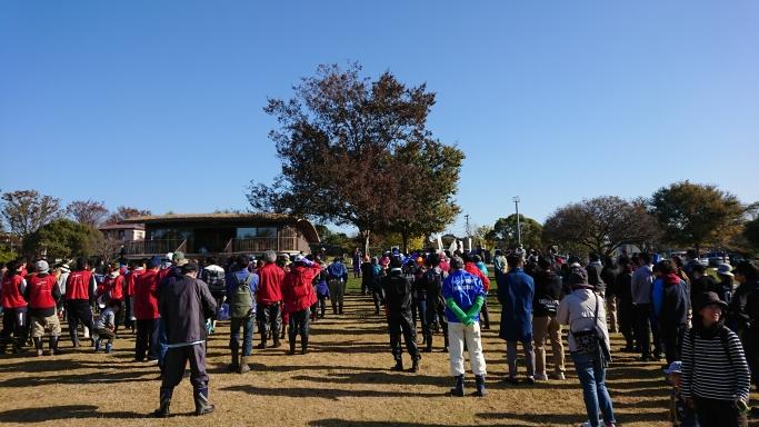 約300名のボランティアが参加