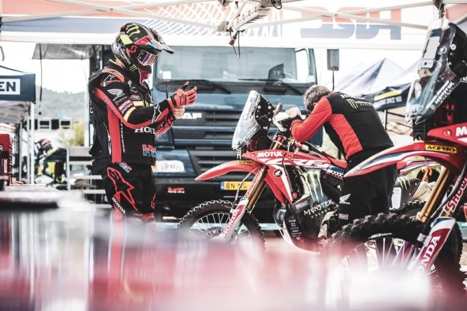HRC『Monster Energy Honda Team』