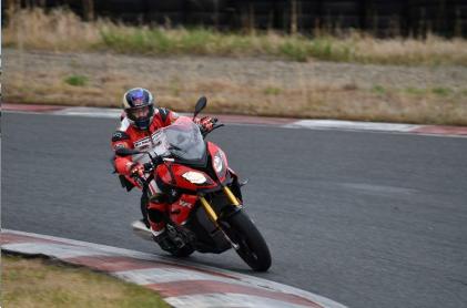 オートバイの楽しさを初体験